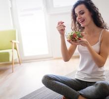 Alimentação saudável: comece já a comer legumes e verduras!
